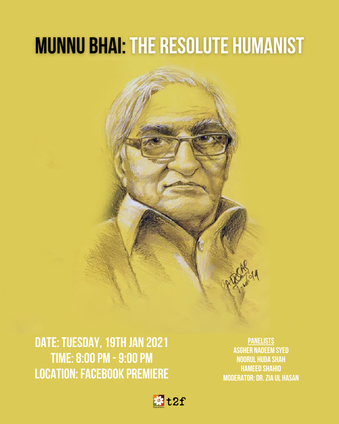 Munnu Bhai: The Resolute Humanist